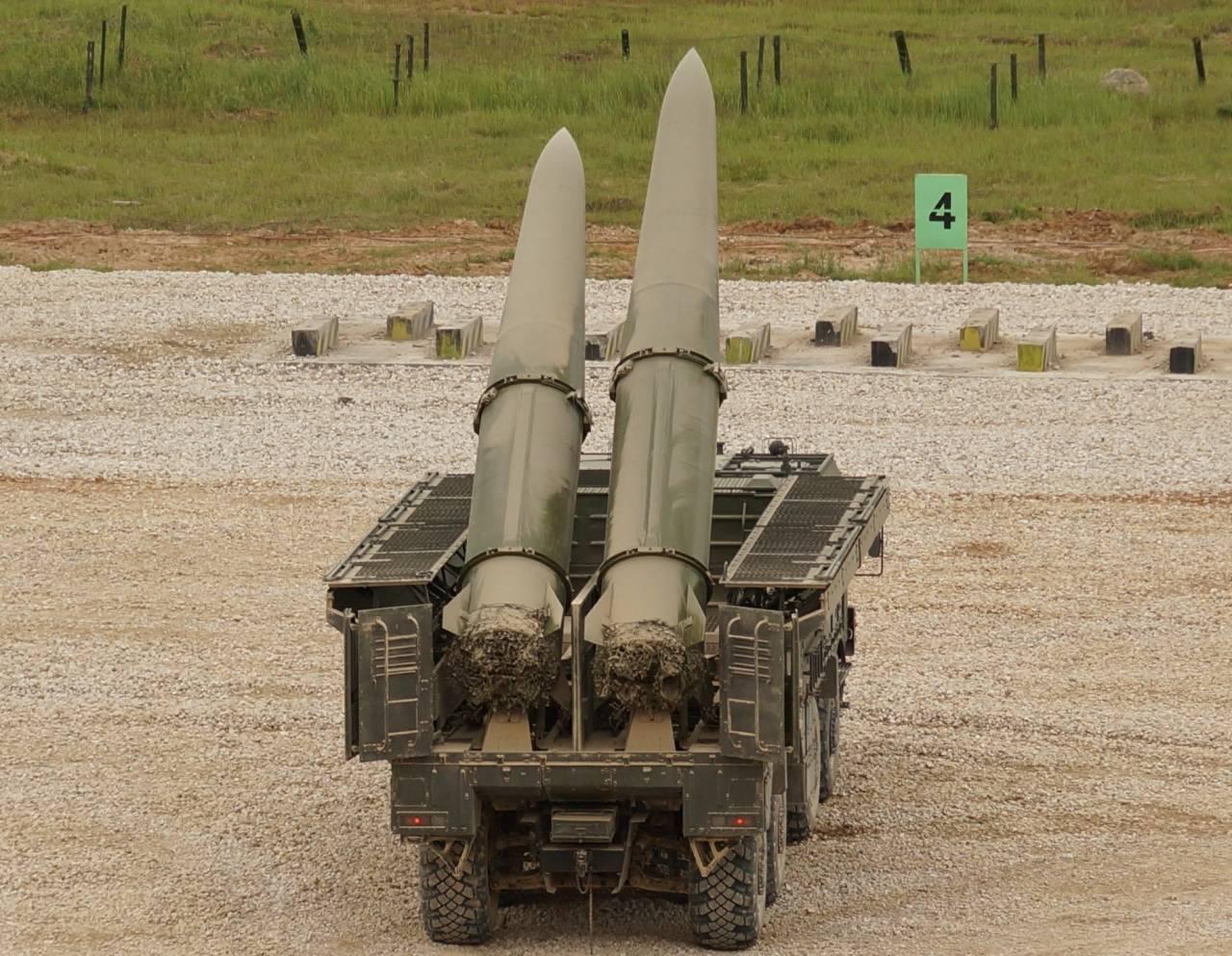 Ракетный комплекс «Искандер-М» получил новые типы ракет