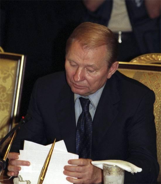 Разговор сРоссией помогбы избежать конфликта вДонбассе, объявил Кучма