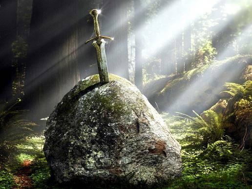 5 espadas lendárias da Europa medieval