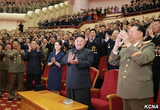Kim Jong-un: o dia está próximo da conclusão da criação das forças nucleares da RPDC