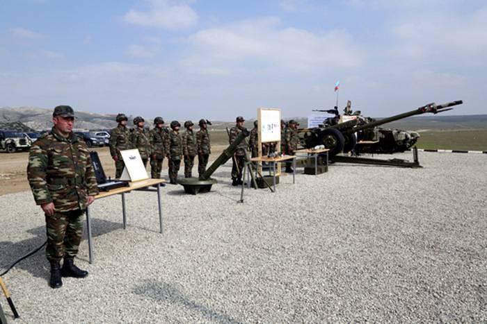 Azerbaijão realizará exercícios militares em grande escala de 18 a 22 em setembro