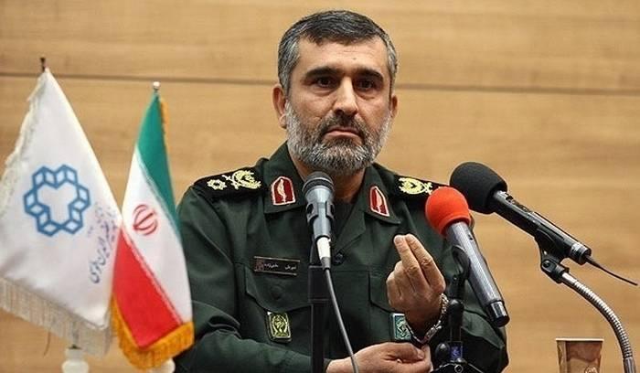 Иран проинформировал оналичии подтверждений вподдержке ИГ* состороны Соединённых Штатов Америки