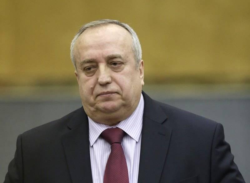 O Conselho da Federação considerou as acusações americanas de um ataque aéreo contra a oposição síria