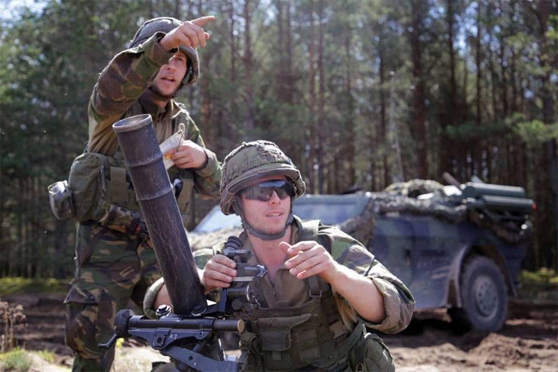 Tropas holandesas protegem a Lituânia da agressão ...