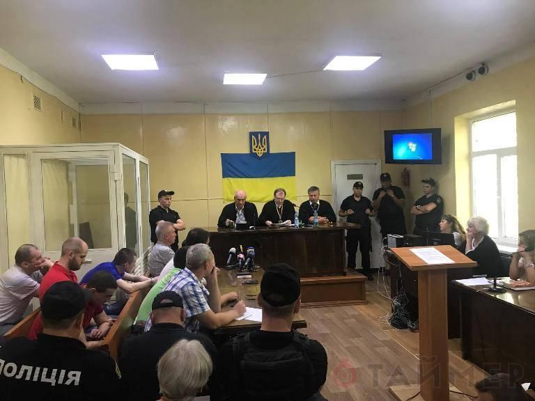 O tribunal de Ilyichevsky absolveu os kulikovitas no caso da tragédia de Odessa da 2 em maio