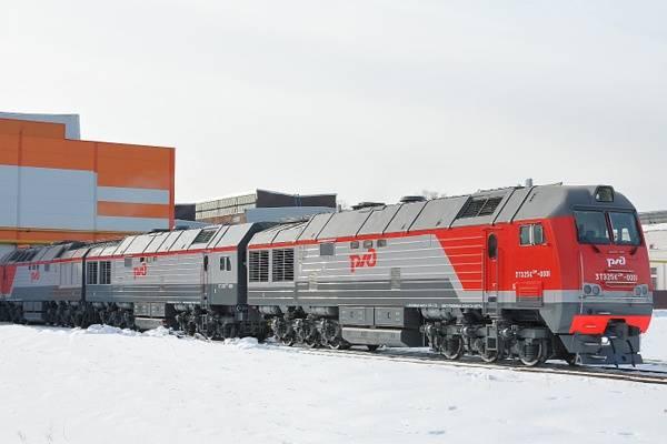 Nova locomotiva russa aumentará o valor de BAM