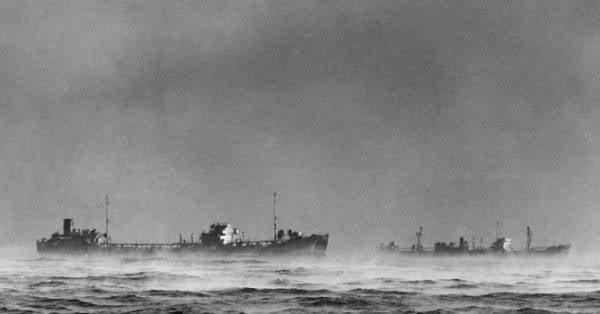 Convoy ártico del teniente Gradewell