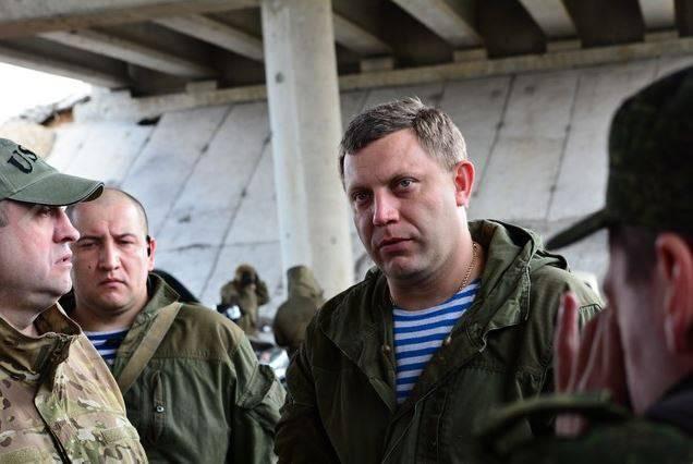 Глава ДНР: Выборов президента бывшей Украины на нашей территории не будет