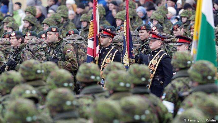 2018のエストニアは防衛のために500百万ユーロ以上を割り当てます