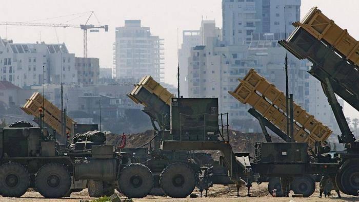 Des Israéliens frappent un drone non identifié au-dessus du plateau du Golan