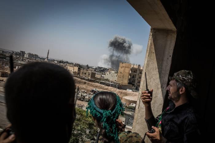 O Ministério da Defesa da Rússia pediu aos EUA e à oposição que não interfiram na luta das tropas sírias contra terroristas