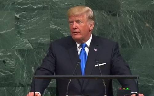 Трамп с трибуны ООН заявил о готовности