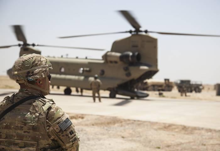 Os EUA estão falando de prontidão para deixar o sírio Al-Tanf