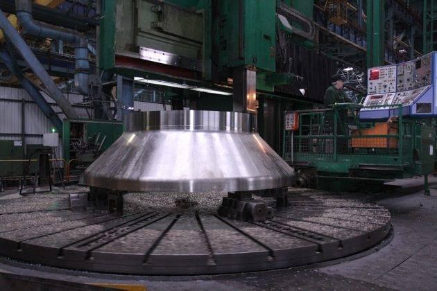 O reator mais poderoso do mundo será montado em Volgodonsk