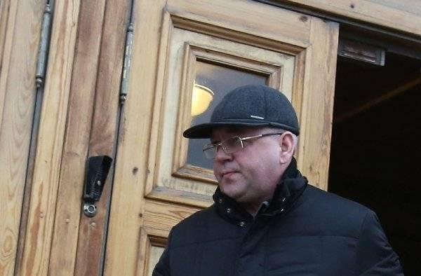 O tribunal rejeitou o pedido de recolha de danos materiais do genro de Anatoly Serdyukov