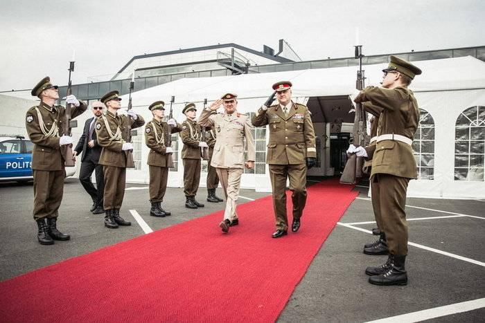 ВНАТО пообещали усилить оборону Балтии воздушными иморскими силами