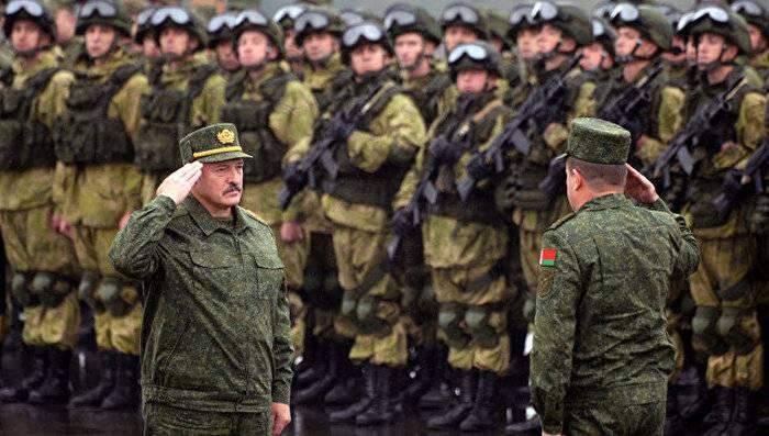 "Лукашенко объявил о завершении учений ""Запад-2017"""