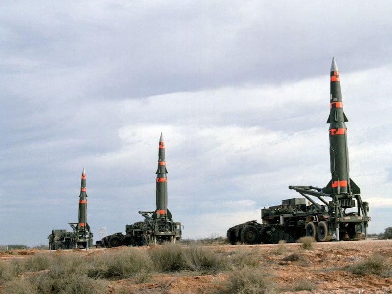 Somos novamente ameaçados com a retirada do Tratado INF