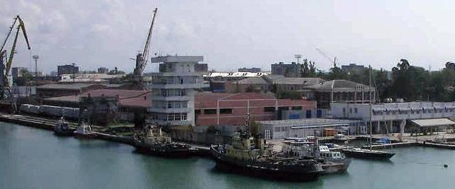Georgia ha vendido 75% de la zona industrial de Poti a los chinos.