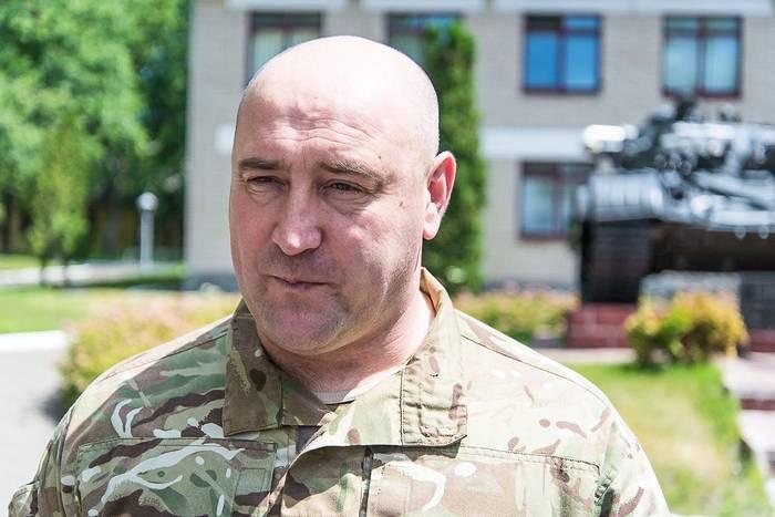 乌克兰武装部队将军:我们希望在联合国维和部队的帮助下返回顿巴斯