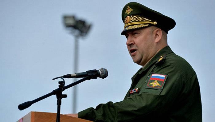 Mídia: Fontes informaram uma mudança de comandante em chefe da Força Aeroespacial Russa