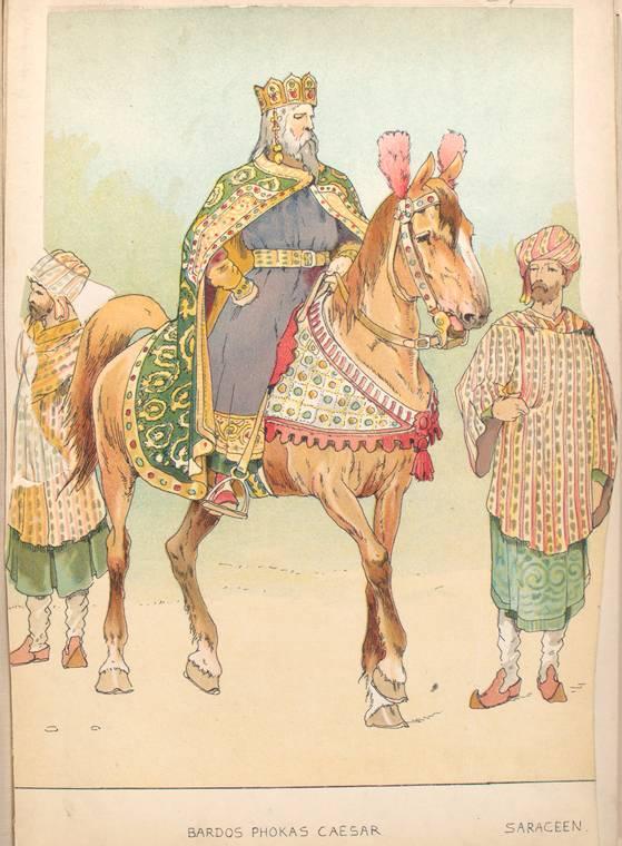 A elite do exército da segunda Roma. Parte do 1