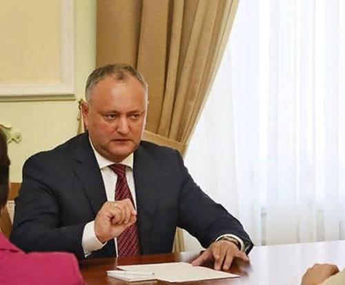 Ucrânia: a Moldávia tem uma alta probabilidade de um golpe