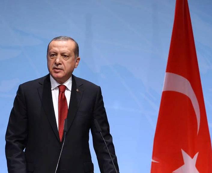 Эрдоган готов отдать приказ турецким войскам о переходе границы Сирии?