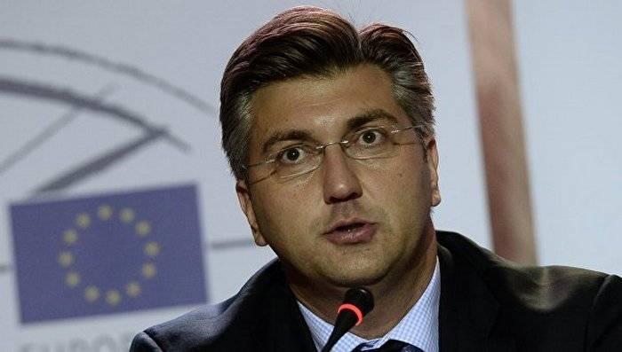 Хорватия предложила собственный опыт для урегулирования конфликта вДонбассе