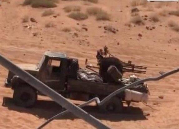 在叙利亚,ZPU-4已经被安装在Sadko汽车上