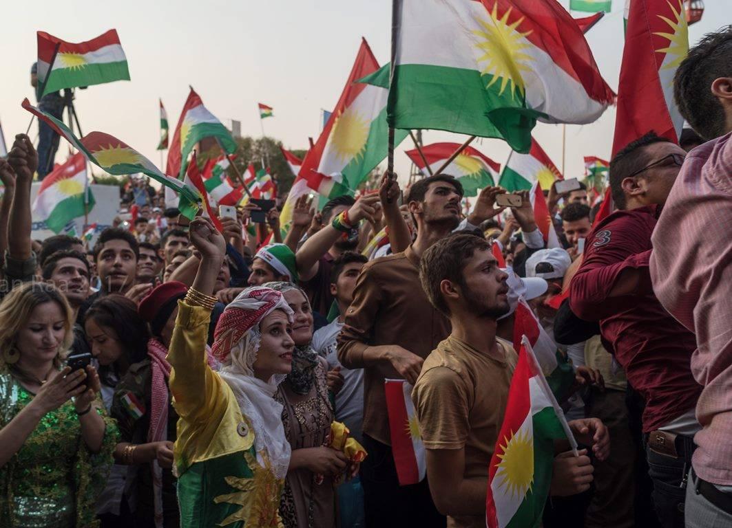 СБООН выступил против референдума онезависимости Иракского Курдистана
