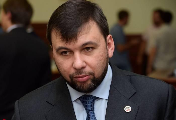 Pushilin: el DPR no considerará las listas de intercambio propuestas para Kiev