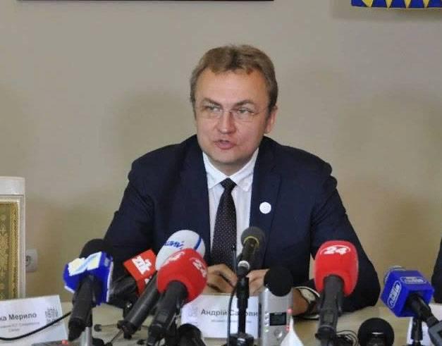 """乌克兰利沃夫市长被列为""""普京的支持者"""""""