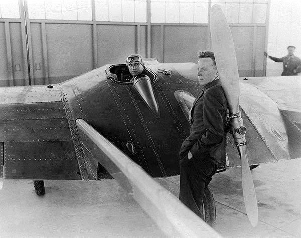 ノースロップフライングウィング1929実験飛行機(アメリカ)