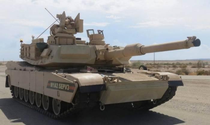 """Estados Unidos introdujo una nueva modificación de """"Abrams"""""""