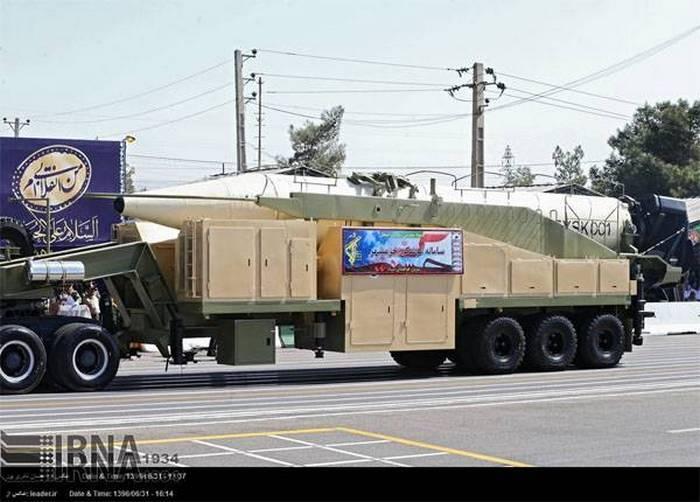 イスラエル国防相は、イランのミサイル発射についてコメントしました