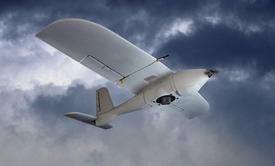 Великобритания закупила дроны, разбивающиеся вовремя дождя