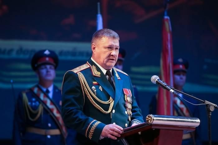 В Сирии погиб генерал-лейтенант Валерий Асапов