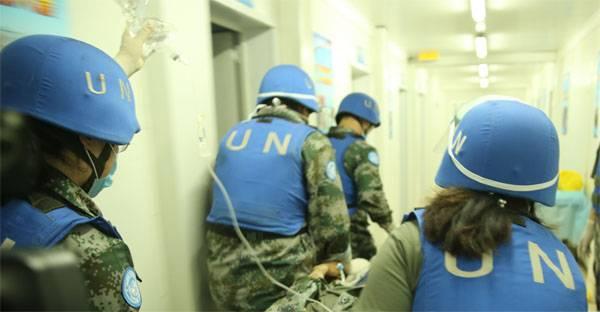 Трое миротворцев ООН погибли в Мали