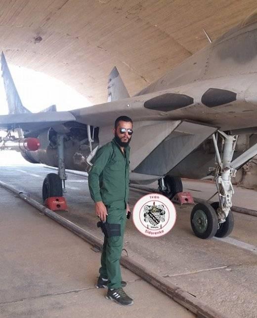 MiGs sírios estão armados com os mais recentes mísseis R-77