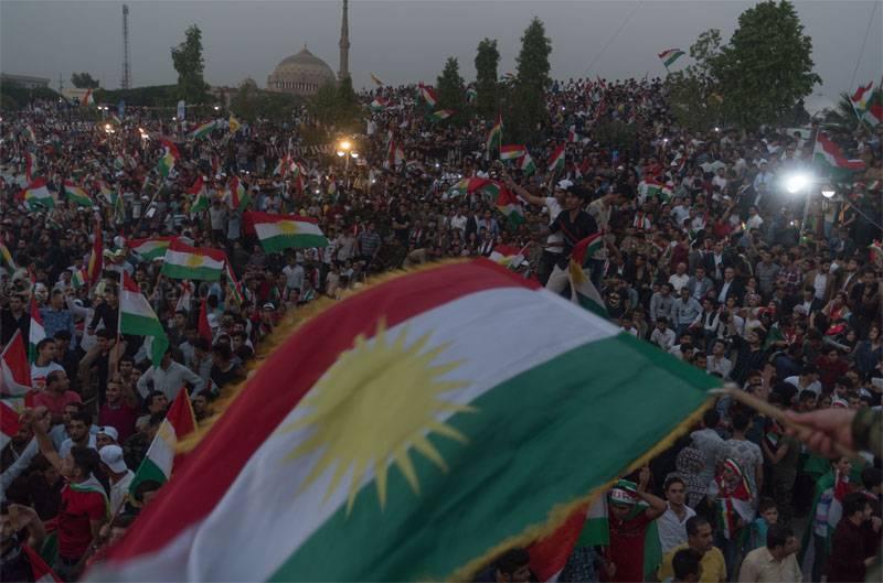 ¿Cómo reacciona Turquía al inicio del referéndum en el Kurdistán iraquí?