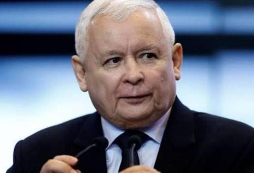 Качиньский: Германия не сможет отказать Польше в репарациях
