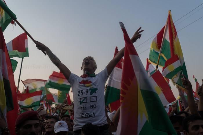 Пешмерга готовы к любому нападению на Иракский Курдистан
