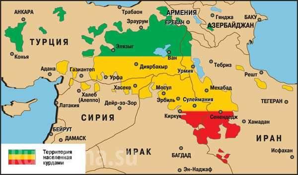 Курды по вызову - не суетитесь под  дядей Сэмом