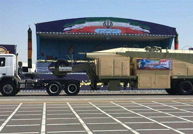 """Ameaçando """"Khorramshahr"""": como o Irã vai esfriar o ardor de Trump com um novo míssil balístico"""