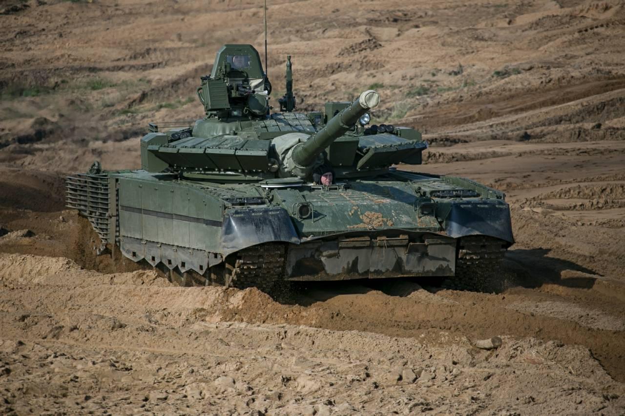 НаЮжном Урале проходят полковые тактические учения