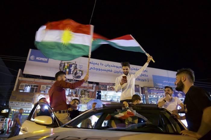 Se publican los resultados preliminares del referéndum en el Kurdistán iraquí.