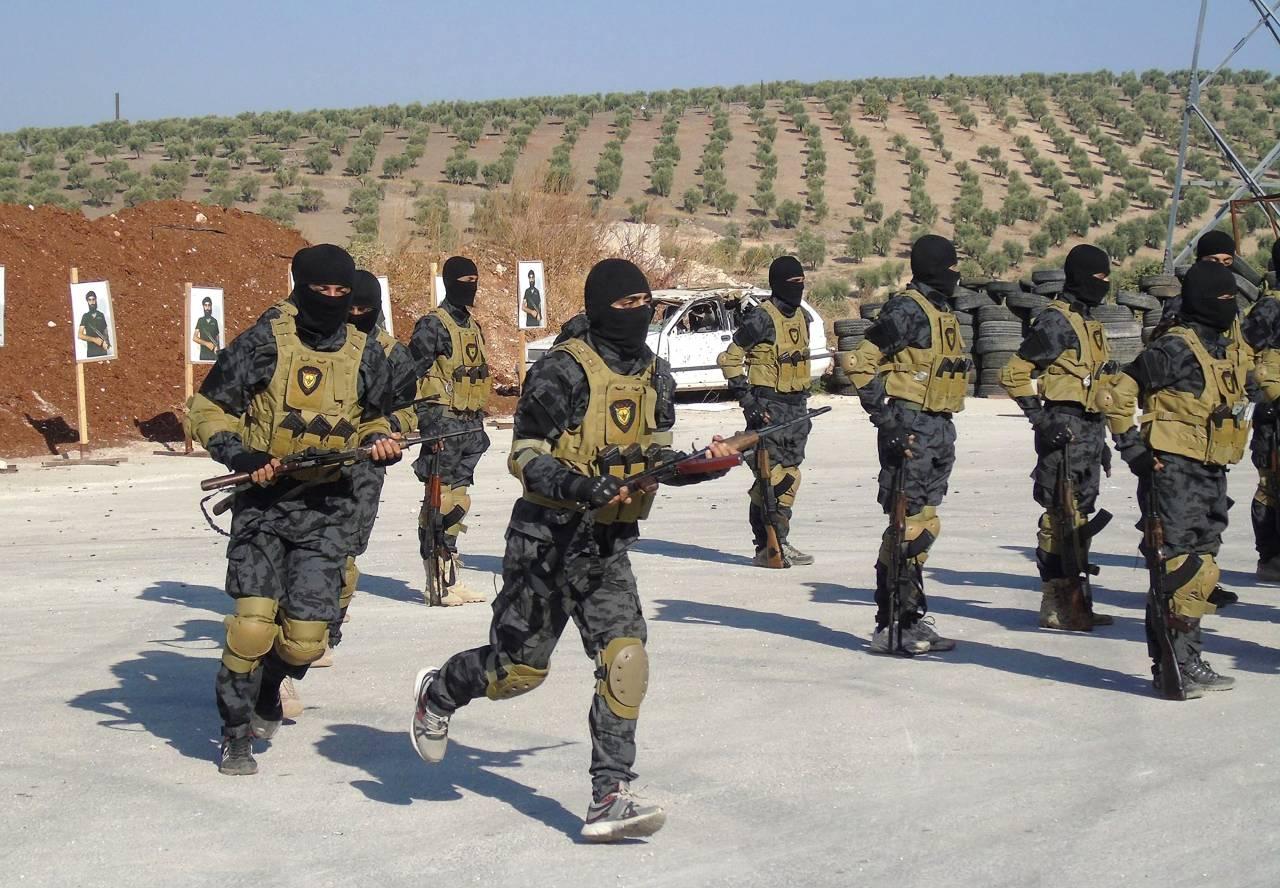 Картинки по запросу сша спонсируют террористов в сирии