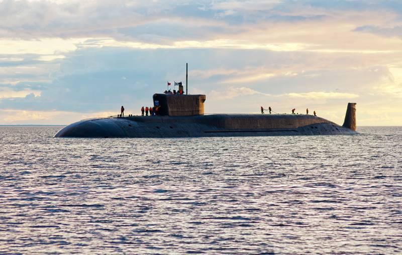 Положение Тихоокеанского флота РФ. Часть 2. Подводный флот