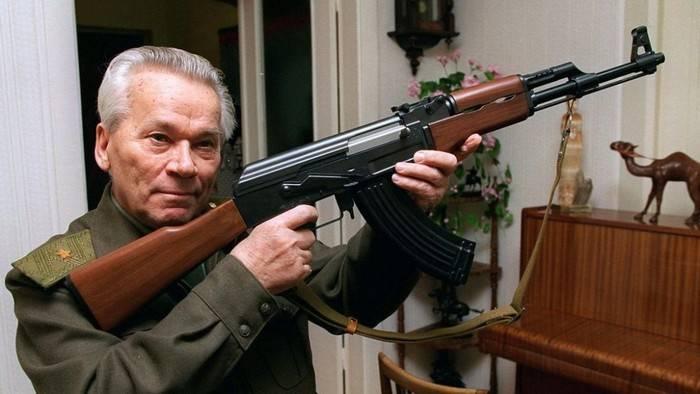 """AK-47 é chamado de """"o rei indiscutível do moderno campo de batalha"""""""
